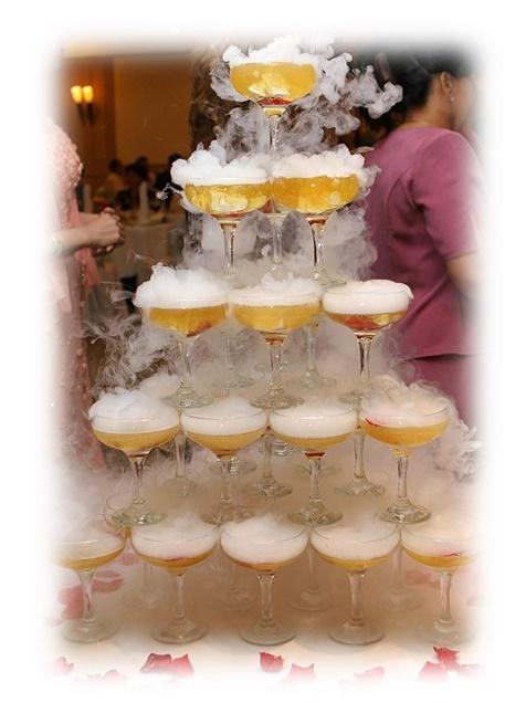 Башня шампанского