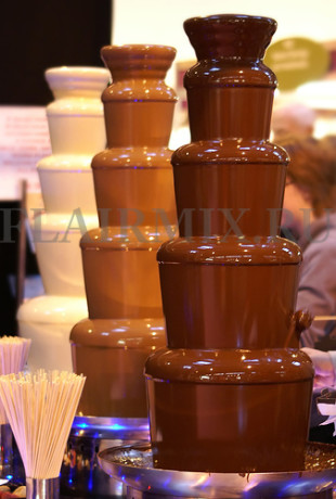 шоколадный фонтан москва