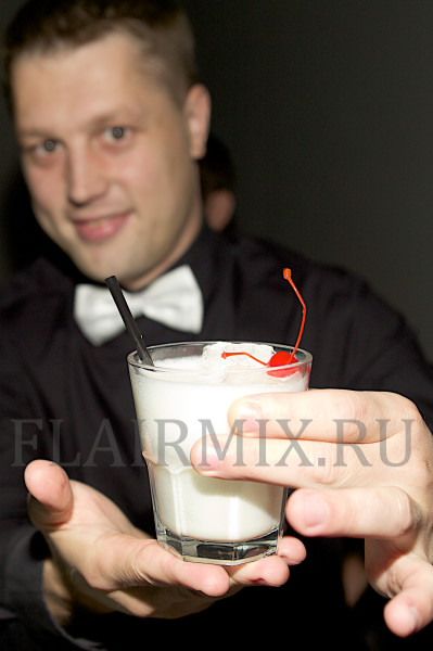 выездной бармен