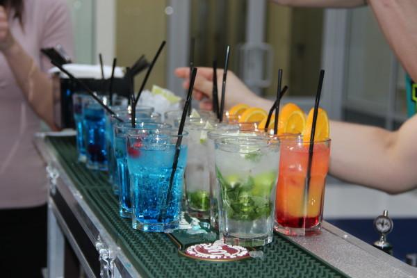 переносной бар