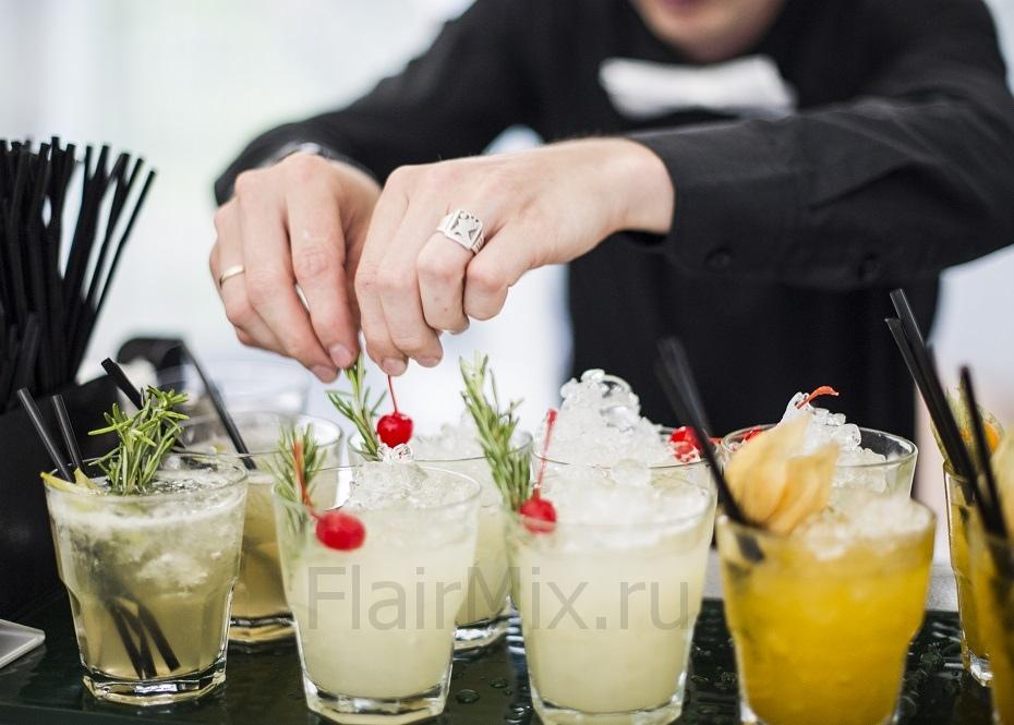 лимонад бар