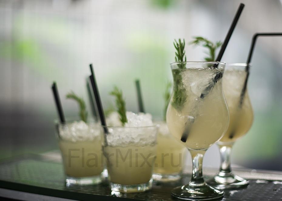 мобильный лимонад бар