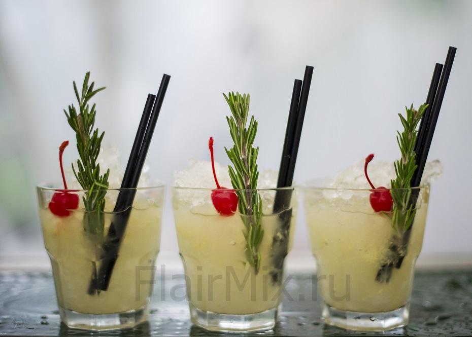 выездной лимонад бар